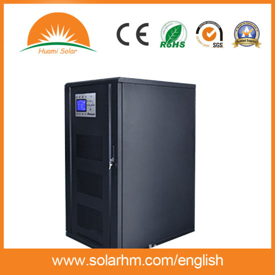 12kw 192V Three Input One Output Low Frequency Three Phase Online UPS pictures & photos