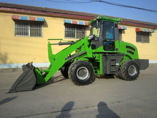 Zl18 China Hzm Construction Machinery Heavy Equipment Wheel Loader pictures & photos
