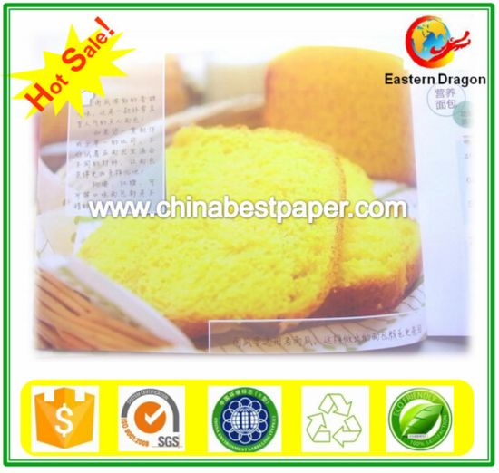 China 190g C1s Coated Paper-Glossy 67% - China Matte Art Paper, C2s