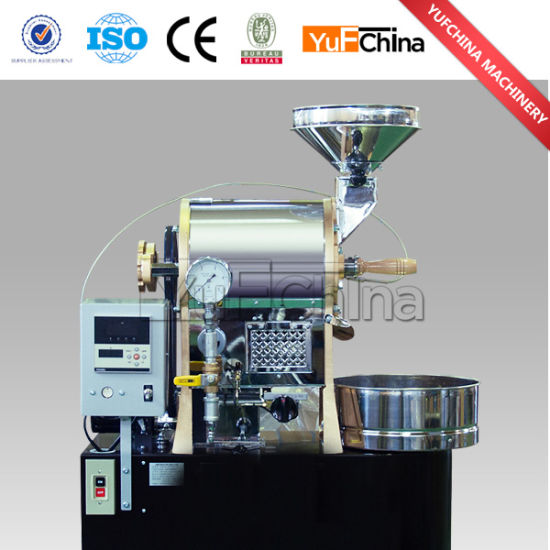 8kg Coffee Bean Roaster with Data Logger pictures & photos