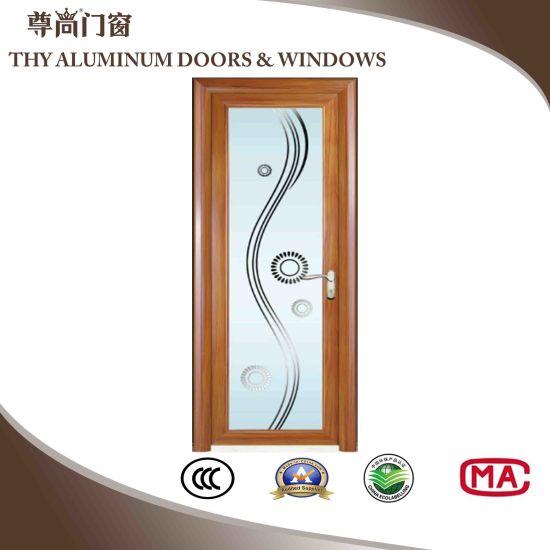 Aluminum Hinged Door with Newest Design Wholesale Item