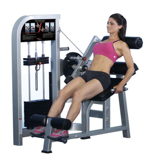 Gym Equipment for Back Extension/Ab Crunch (PF-1005) pictures & photos