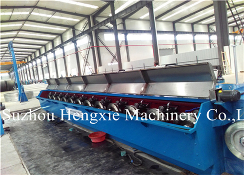 Hxe-7dl High Speed Aluminum Rod Breakdown Machine/Wire Drawing Machine pictures & photos
