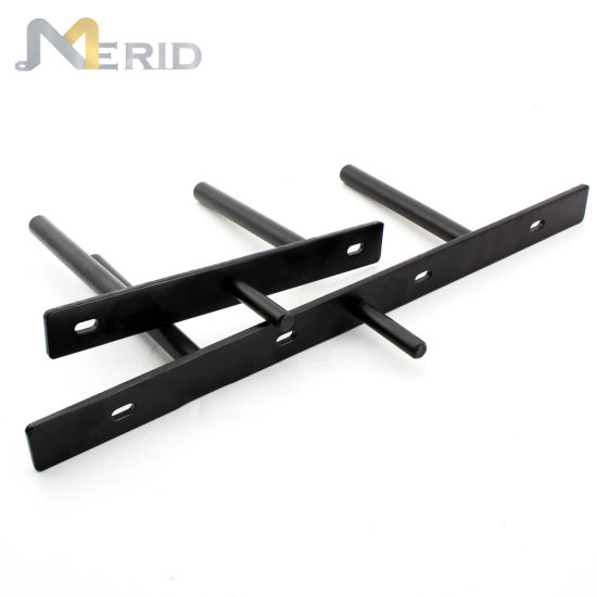 Customized Adjustable Iron/Steel Metal Wall Shelf Mounting Brackets pictures & photos