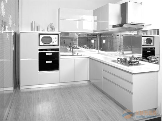 America, Canada Project Experience Manufacturer Modern Kitchen Cabinets