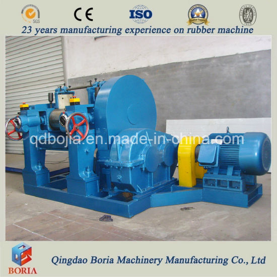 Xk-400 Rubber and Plastic Mixing Mill Machine pictures & photos