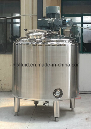 Multi Use Stainless Steel Lotion Mixing Tank pictures & photos