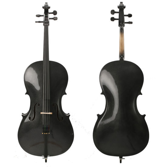 High Quality Cheapest Colourful Student Cello Musical Strings Instruments  4/4