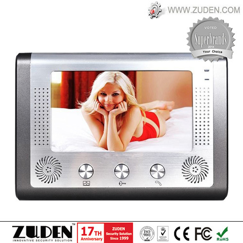 IR Night Vision Video Door Phone for Home Security pictures & photos