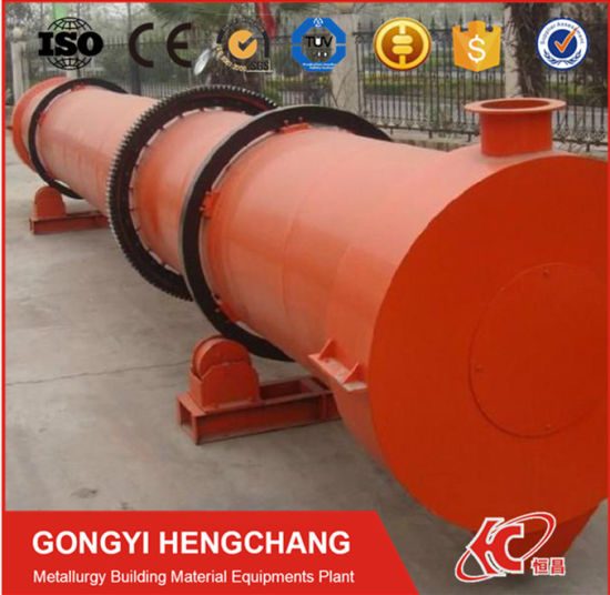 Titanium Concentrate, Coal, Manganese Ore Drying Machine pictures & photos