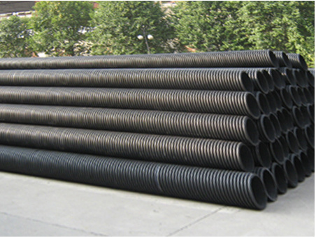 Corrugated PE Pipe for Underground Sewer