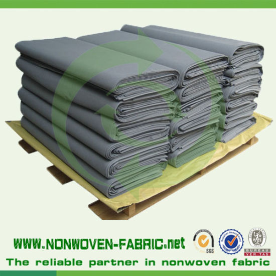 Manufacture Ecofriendly TNT Nonwoven Table Cloth pictures & photos
