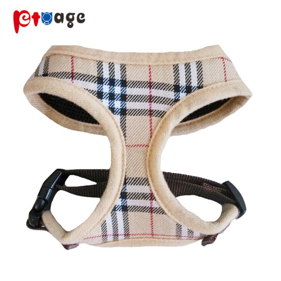 Printed Clothes Supply Soft Pet Harness Puppia Dog Products