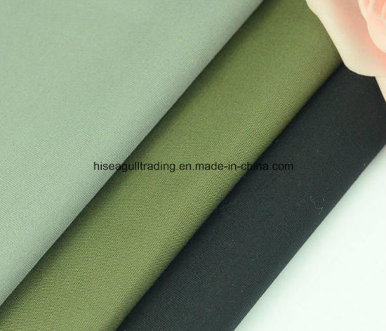 Yarn: 24sx24s Weight: 150G/M2 Polyester Cotton Poplin Shirt Fabric pictures & photos