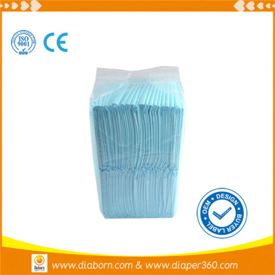 Disposable Nonwoven Hospital Adult Underpad pictures & photos