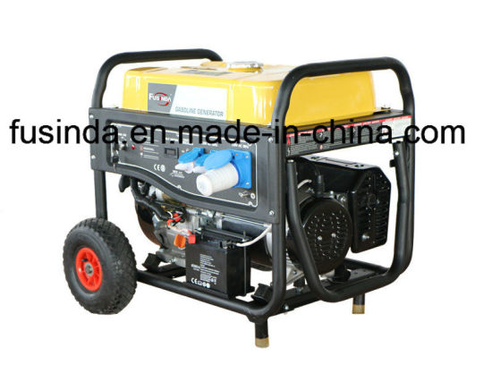 8.5kw Gasoline Generator with 36L Big Fuel Tank pictures & photos