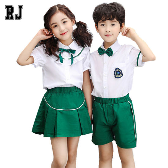 2020 New Design Summer Flare Sleeve Back to School China Wholesale Boutique Floral Little Baby Girls Kids Clothing