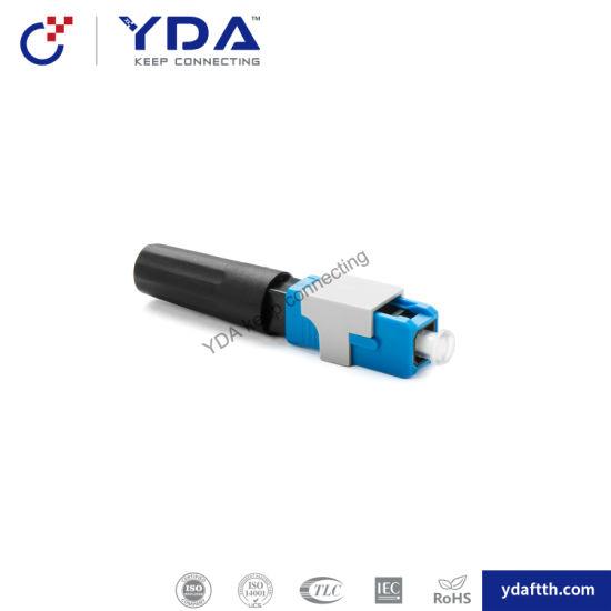 Sc Upc Sc APC FTTH Fiber Optic Fast Connector Optical Fiber Quick Connector