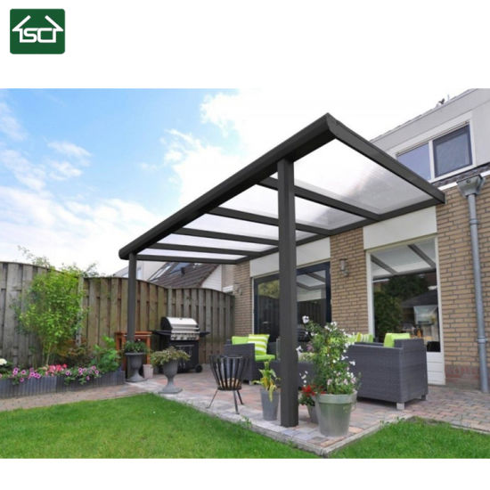 China New Aluminum Terrace Cover With Polycarbonate Roof China Terrace Cover And Aluminum Terrace Cover Price