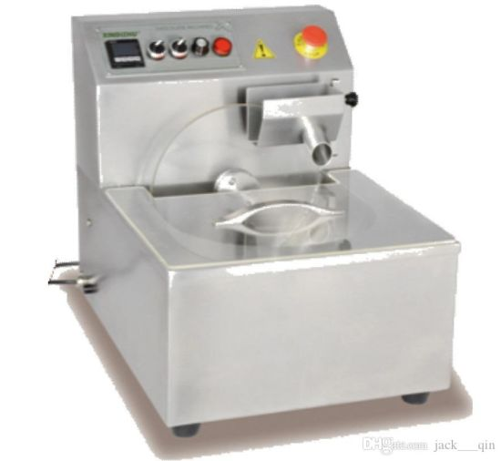 China Factory Price Manual Used Chocolate Tempering Machine