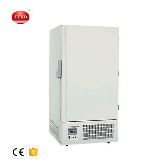 Safety System Ultra Low Temperature Laboratory Refrigerator Lab Deep Freezer