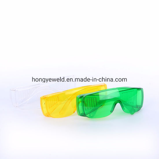 Transparent Safety Goggle Clear Glasses