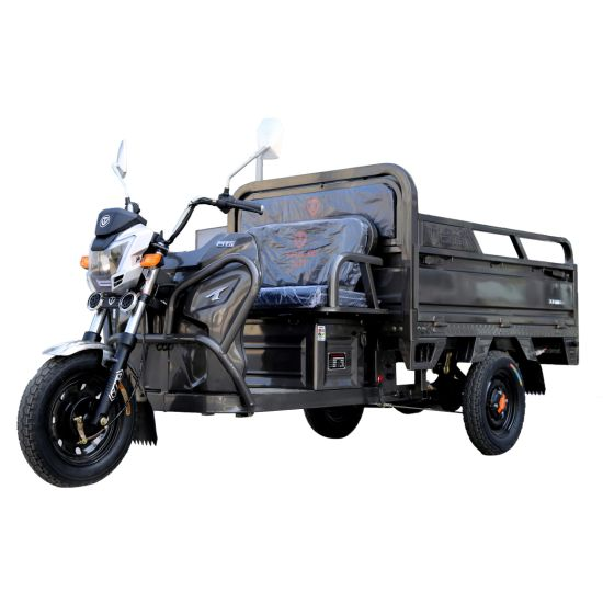 Heavy Three Wheel Electric Cargo for Transportation