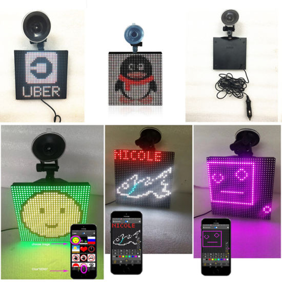P4-32X32RGB Android Ios iPhone Bluetooth APP Text Graphic RF