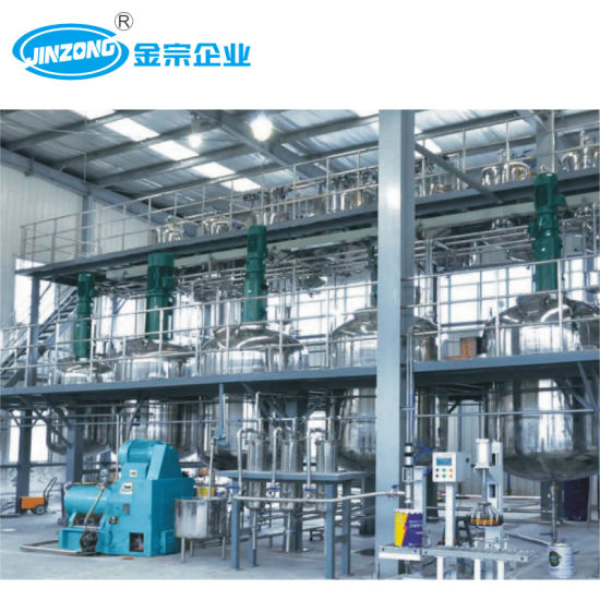Complete Wood Paint Production Line Equipment