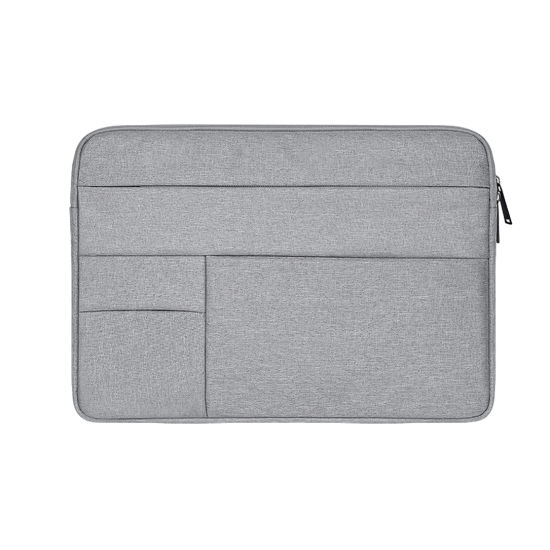 13 Inch Multi-Function Waterproof Nylon Laptop Computer Sleeve Bag for MacBook PRO
