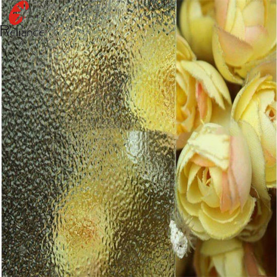 4mm Nashiji, Flora, Karatachi, Mistlite Clear Pattern Glass/Figured Glass pictures & photos