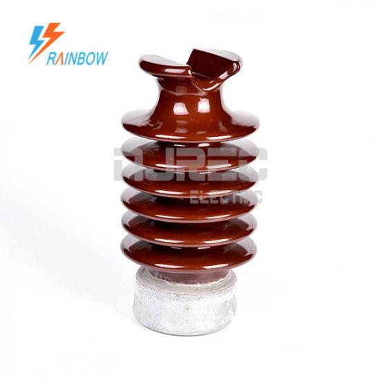 ANSI 57-2/57-3 Porcelain Ceramic Line Post Station Post Insulator