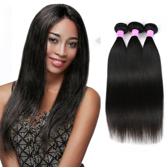 Factory Price Brazilian Virgin Hair Straight 14inches pictures & photos