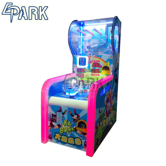 Electronic Coin Operated Game Machines for Amusement Park