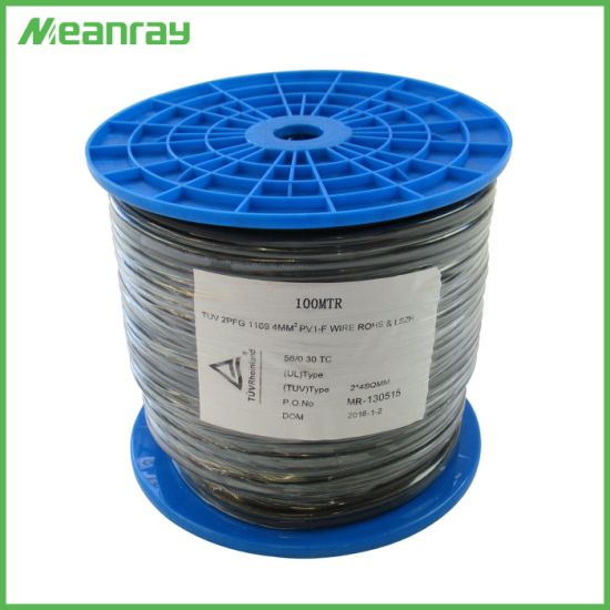 Photovoltaic Cable Solar Wire Photovoltaic 160mm Electrical Wire PV Cable pictures & photos