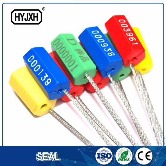 High Security Electronic Meter Plastic Seal