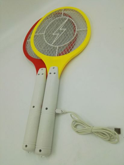 Swatter Bug Zapper Light Mosquito Trap Indoor Kill Fruit Flies Electronic Swatters Control Best for Camping