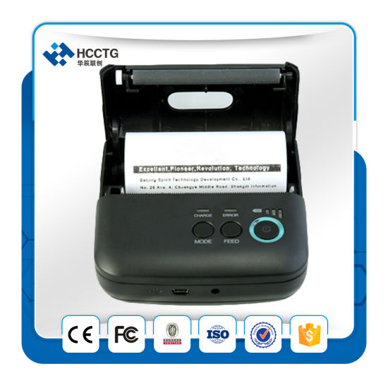 Handheld Ios 80mm Thermal Printer (T9I) pictures & photos