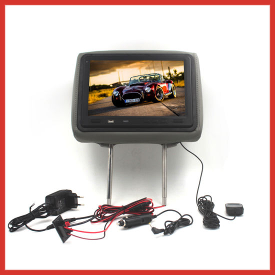 China 10 1 Inch Android Car Headrest Tablet with 3G WiFi Motion