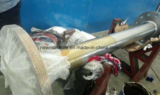 Steel Intermediate Shaft Used for Vessel