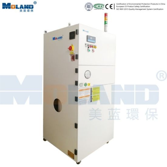 Mobile Welding Smoke and Dust Exhaust System Dust Collector