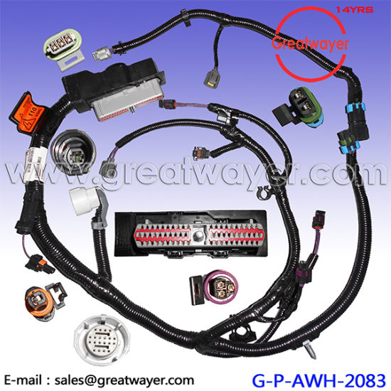 china perkin engine wiring harness oe 1889275c93 china ecu wire rh greatwayer en made in china com Ford Wiring Harness Kits Truck Wiring Harness