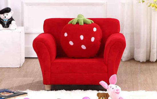 Fabric Sofa On Line Ping Single Kids For Children Salon Furniture