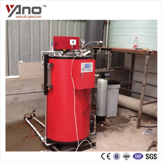 China Fuel Natural Gas Steam Boiler 100kg/H for Autoclave or ...
