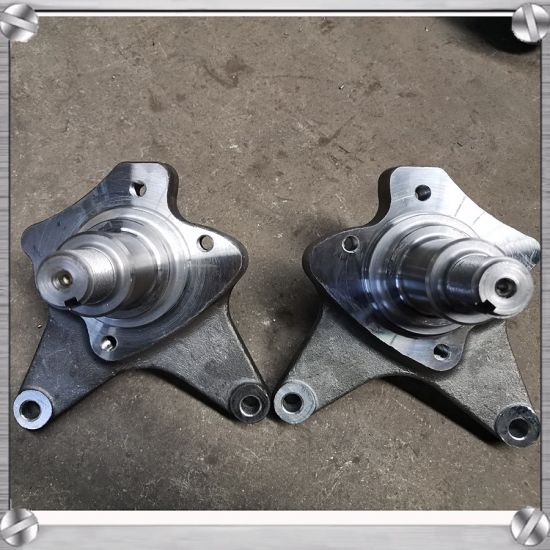 Truck Support Axle Designed and Manufactured According to Customer Demand