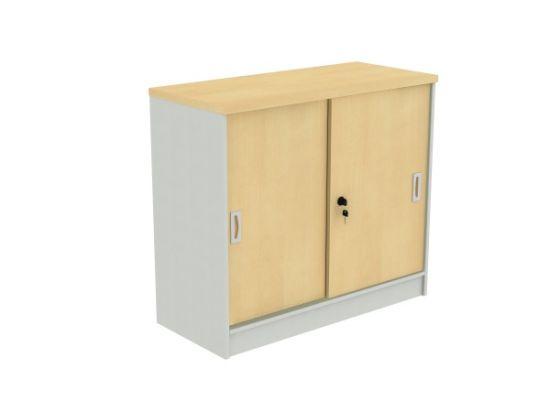 Mdf Wooden Shoe Storage Cabinet With Key Lock