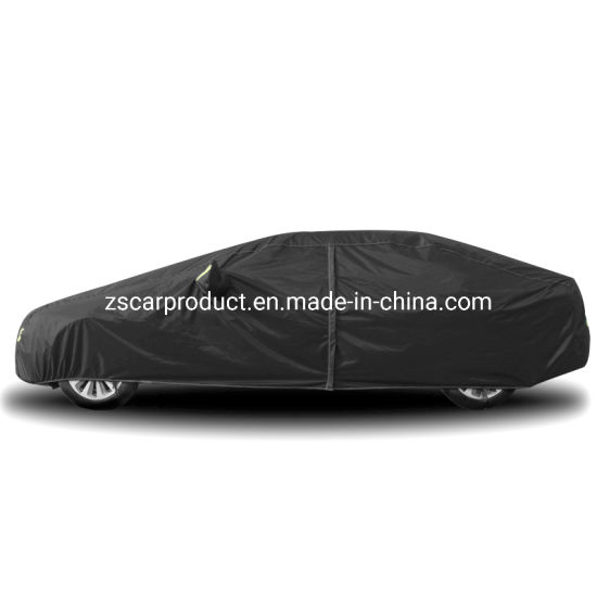 Universal Resistant Waterproof 190t Polyester Designed Car Cover