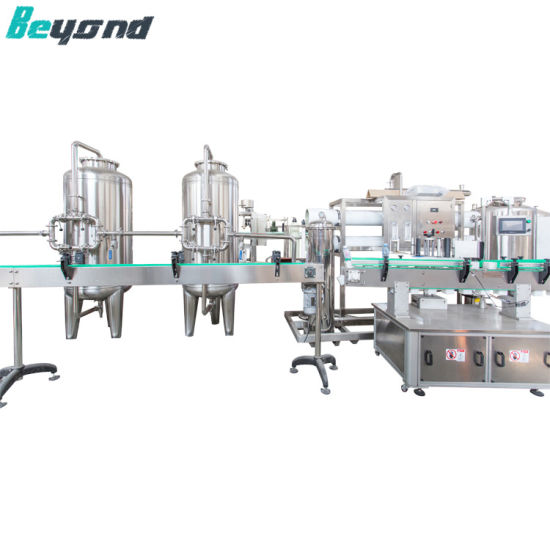 Juice Filling and Sealing Machine Rcgf Type Filling Machine pictures & photos