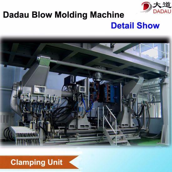 Dadau Turn-Key Project of Plastic Fuel Tanks Production