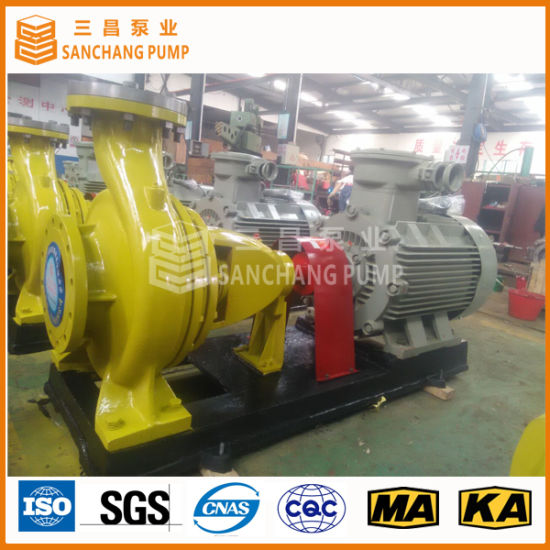 High Head No Leakage Oil Refinery Chemical Pump pictures & photos